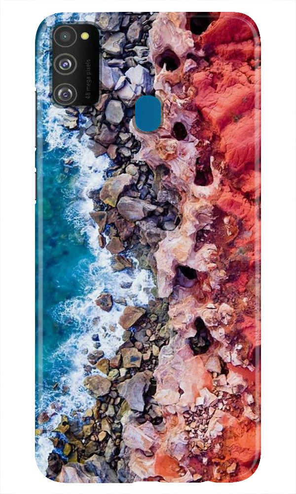 Sea Shore Case for Samsung Galaxy M21 (Design No. 273)