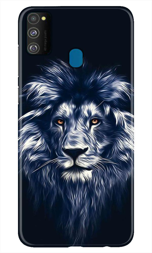 Lion Case for Samsung Galaxy M21 (Design No. 281)