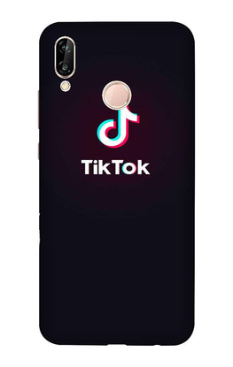 Tiktok Mobile Back Case for Vivo X21 (Design - 396)