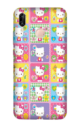 Kitty Mobile Back Case for Vivo X21 (Design - 400)