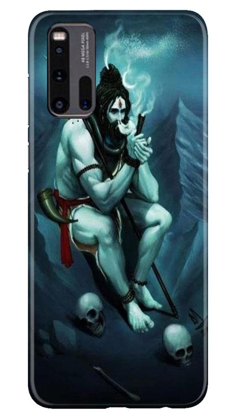Lord Shiva Mahakal2 Case for Vivo iQ00 3