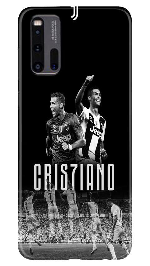 Cristiano Case for Vivo iQ00 3  (Design - 165)