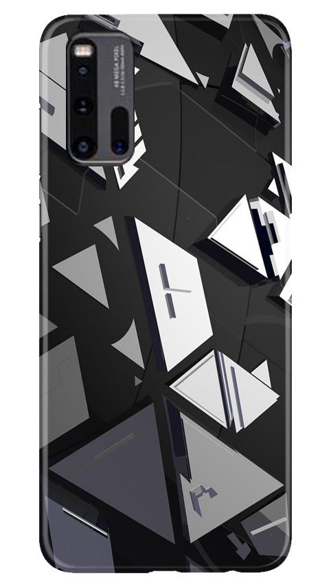 Modern Art Case for Vivo iQ00 3 (Design No. 230)