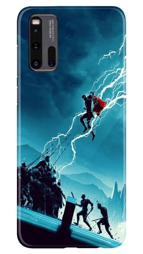 Thor Avengers Case for Vivo iQ00 3 (Design No. 243)