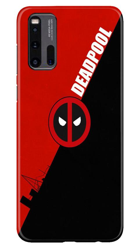 Deadpool Case for Vivo iQ00 3 (Design No. 248)