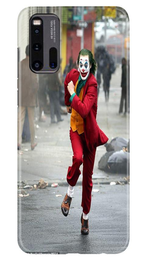Joker Mobile Back Case for Vivo iQ00 3 (Design - 303)