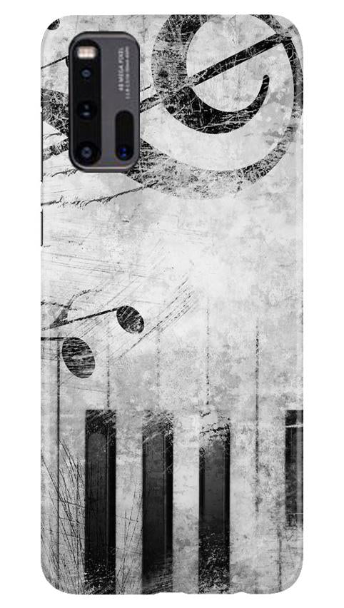 Music Mobile Back Case for Vivo iQ00 3 (Design - 394)