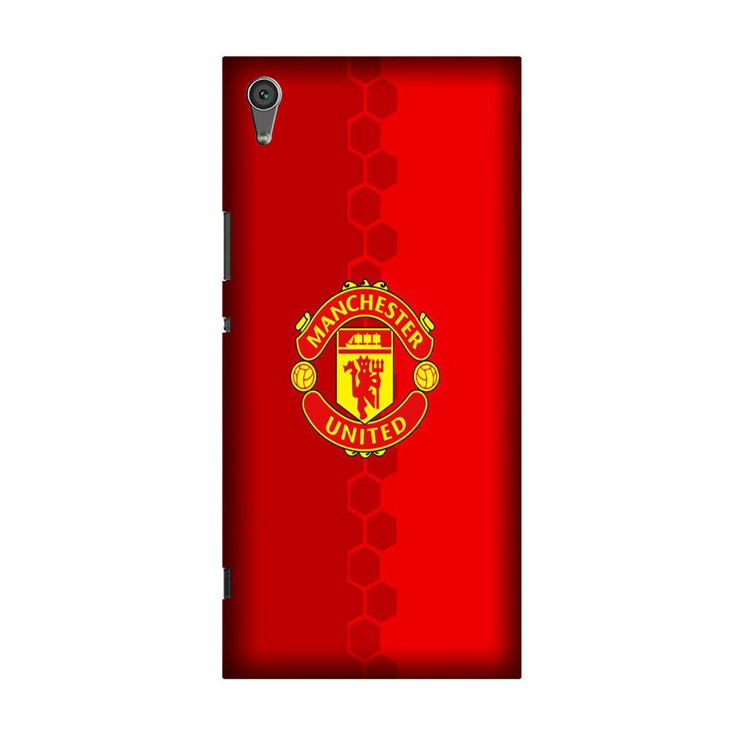 Manchester United Case for Sony XA Ultra  (Design - 157)