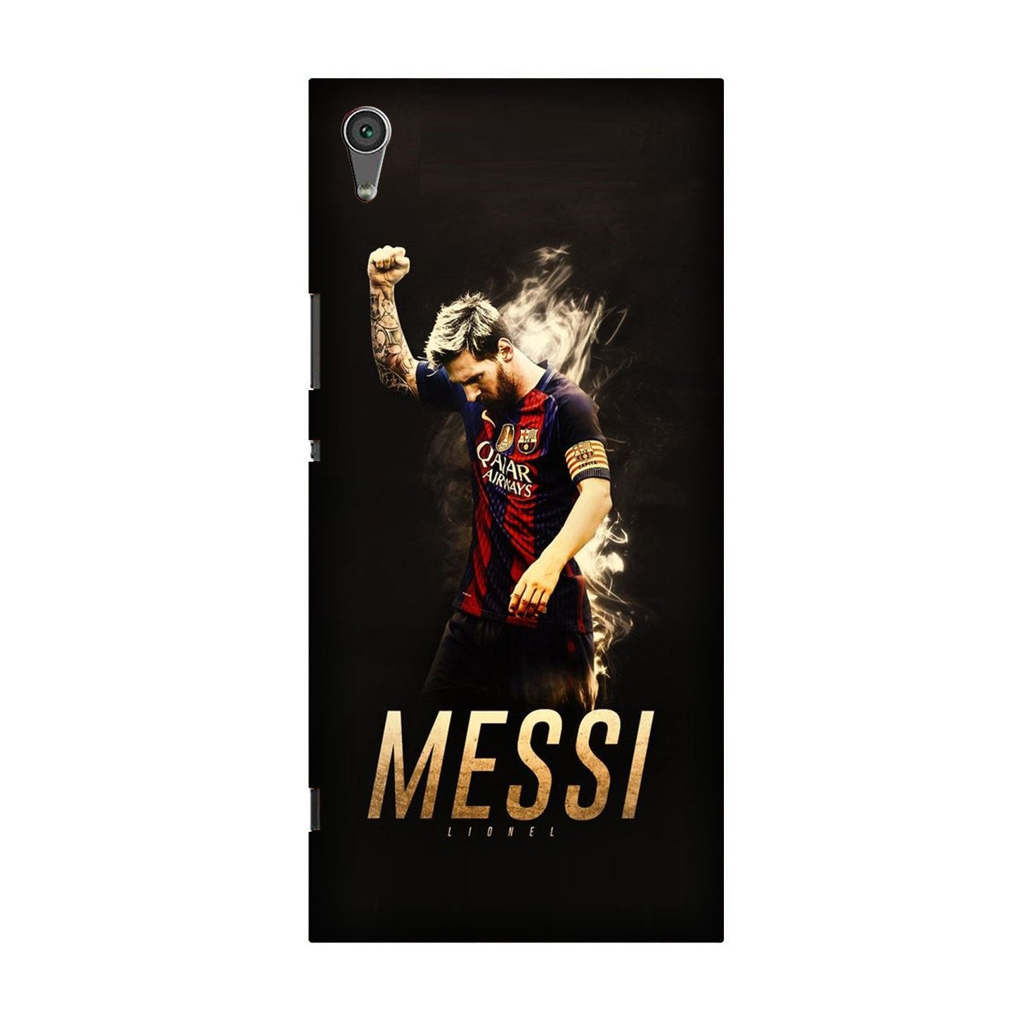 Messi Case for Sony XA Ultra  (Design - 163)