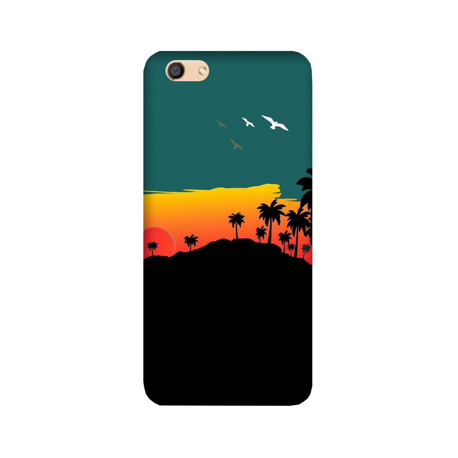 Sky Trees Case for Vivo Y53/Y53i (Design - 191)