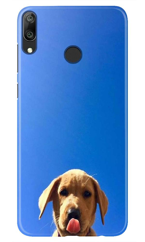 Dog Mobile Back Case for Honor Play (Design - 332)