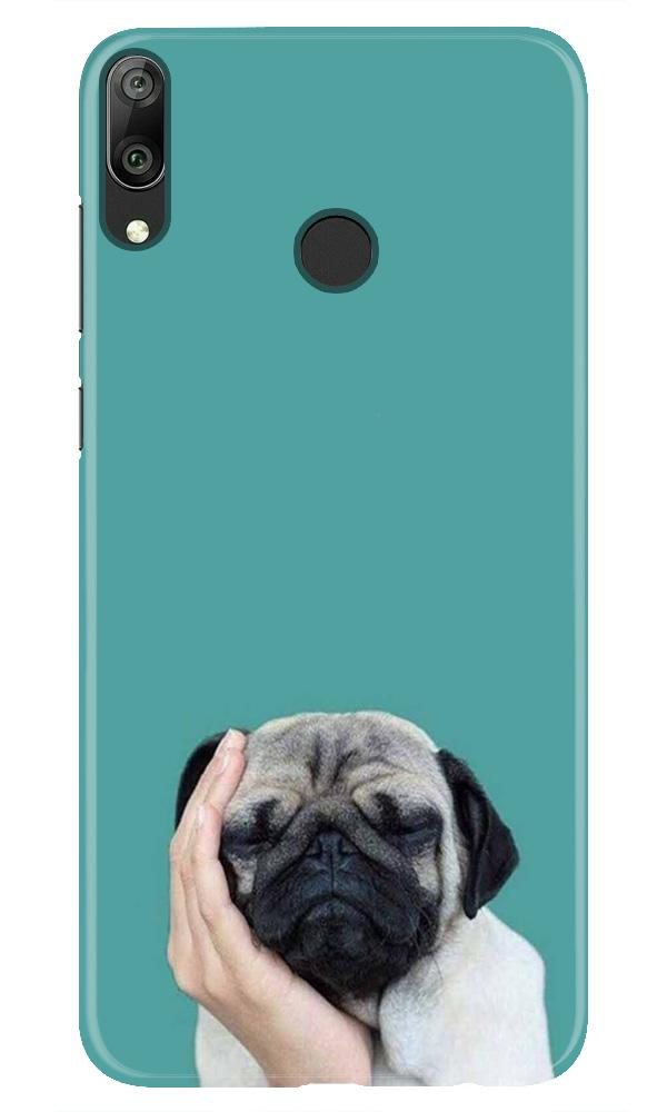 Puppy Mobile Back Case for Honor Play (Design - 333)