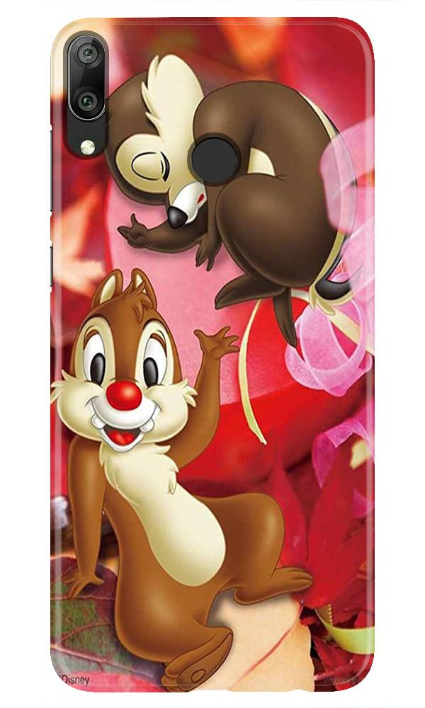 Chip n Dale Mobile Back Case for Honor Play (Design - 349)