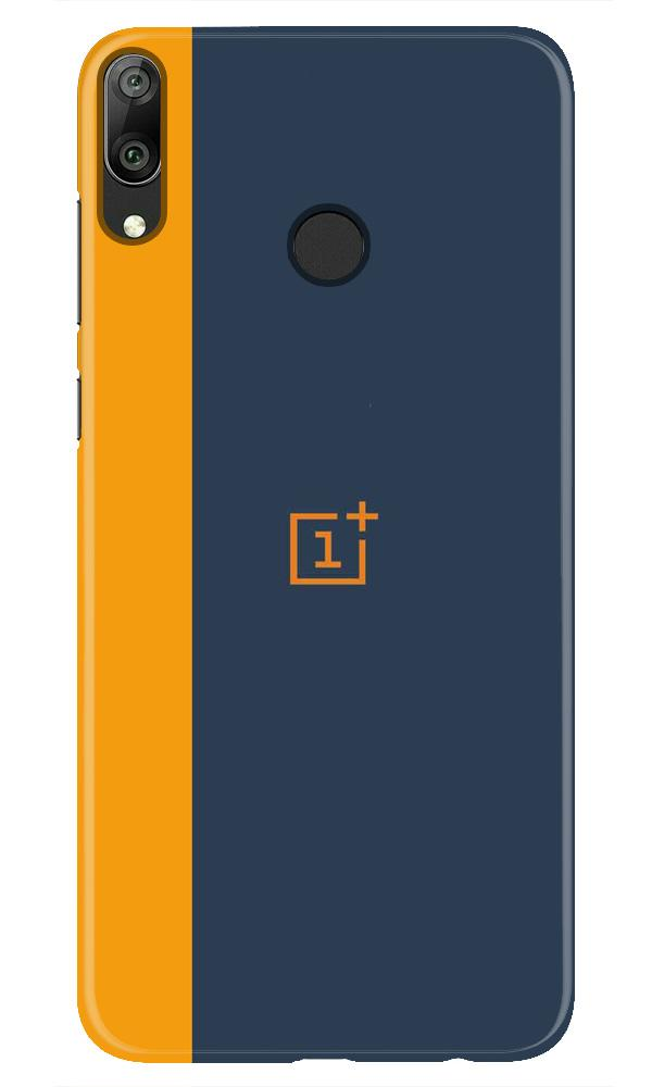 Oneplus Logo Mobile Back Case for Honor Play (Design - 395)