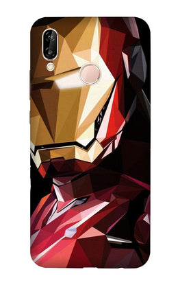 Iron Man Superhero Case for Honor Play  (Design - 122)