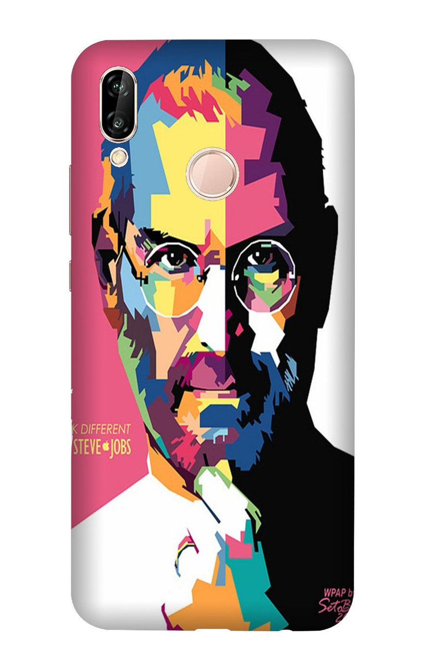 Steve Jobs Case for Honor Play  (Design - 132)