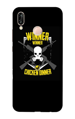 Winner Winner Chicken Dinner Case for Honor Play  (Design - 178)