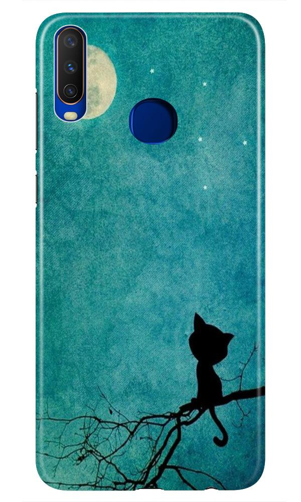 Moon cat Case for Vivo Z1 Pro