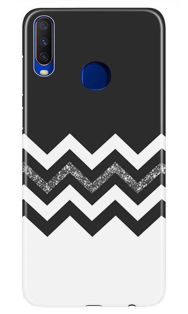 Black white Pattern2Case for Vivo Z1 Pro