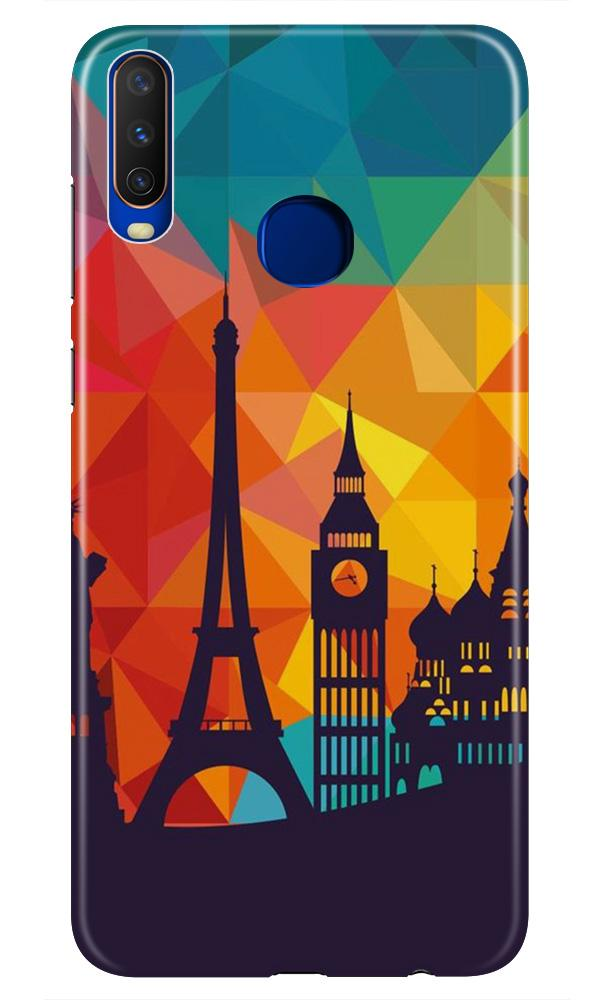 Eiffel Tower2 Case for Vivo Z1 Pro
