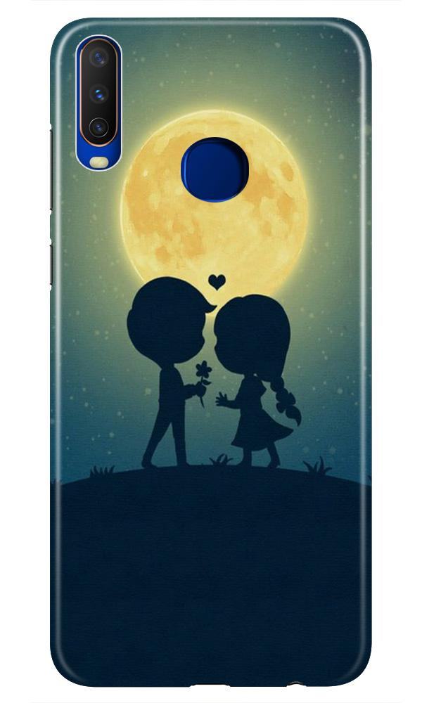 Love Couple Case for Vivo Z1 Pro  (Design - 109)