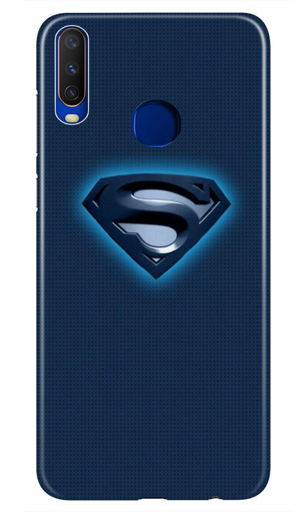 Superman Superhero Case for Vivo Z1 Pro  (Design - 117)