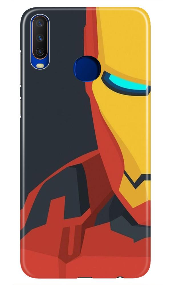 Iron Man Superhero Case for Vivo Z1 Pro  (Design - 120)