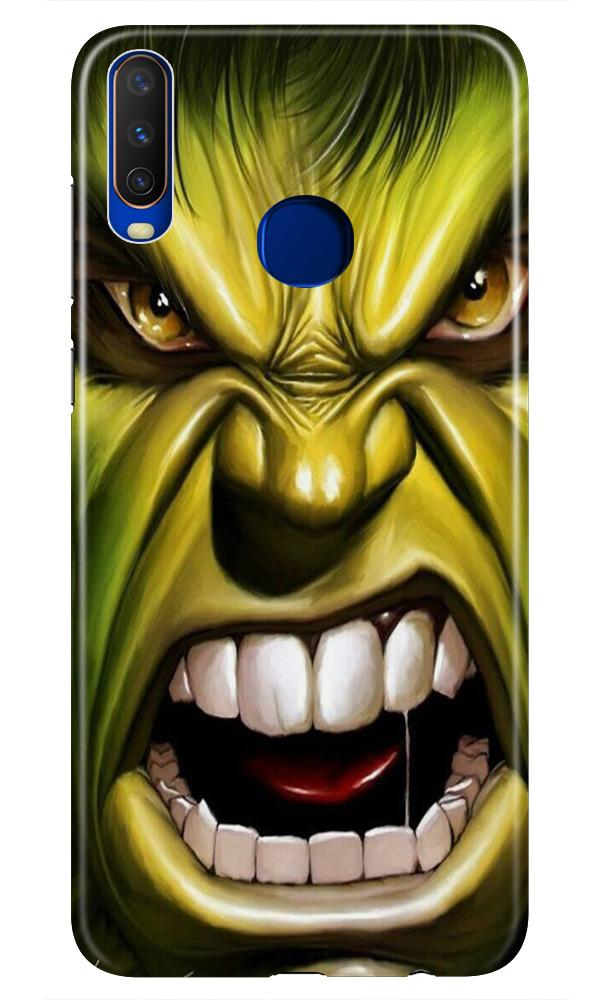 Hulk Superhero Case for Vivo Z1 Pro  (Design - 121)