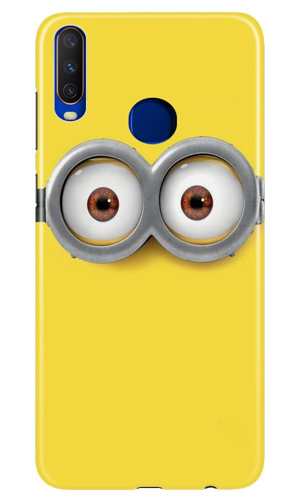 Minions Case for Vivo Z1 Pro  (Design - 128)