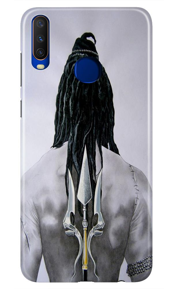 Lord Shiva Case for Vivo Z1 Pro  (Design - 135)