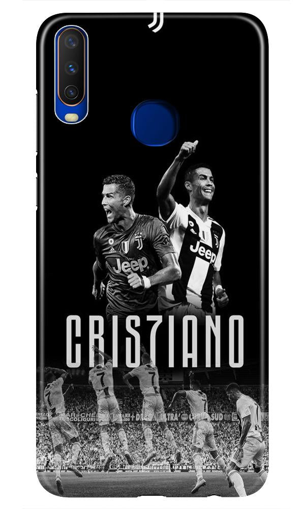 Cristiano Case for Vivo Z1 Pro  (Design - 165)