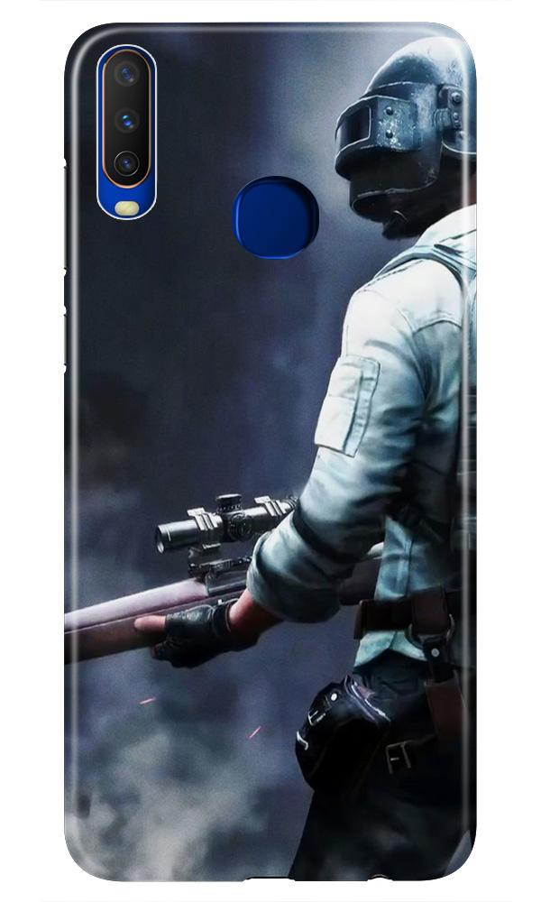 Pubg Case for Vivo Z1 Pro  (Design - 179)