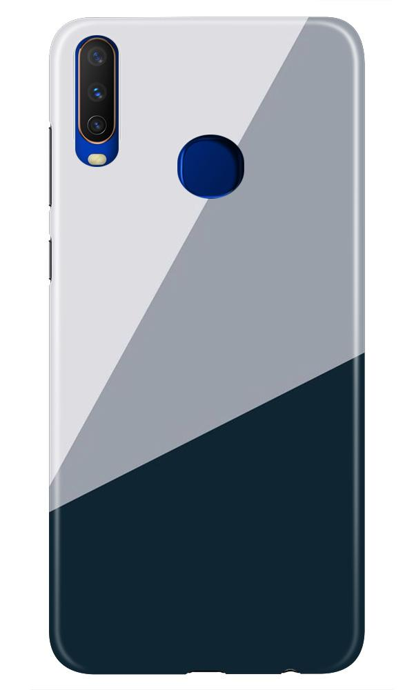 Blue Shade Case for Vivo Z1 Pro (Design - 182)