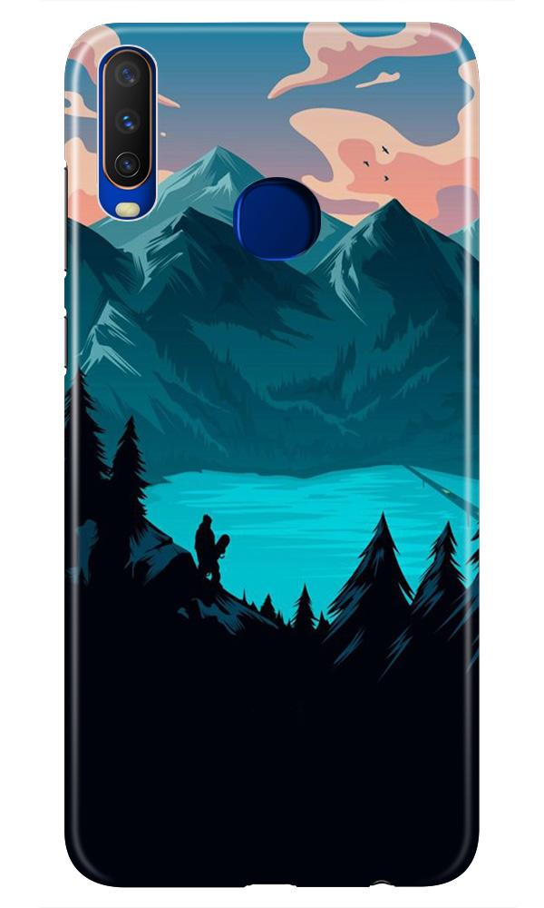 Mountains Case for Vivo Z1 Pro (Design - 186)