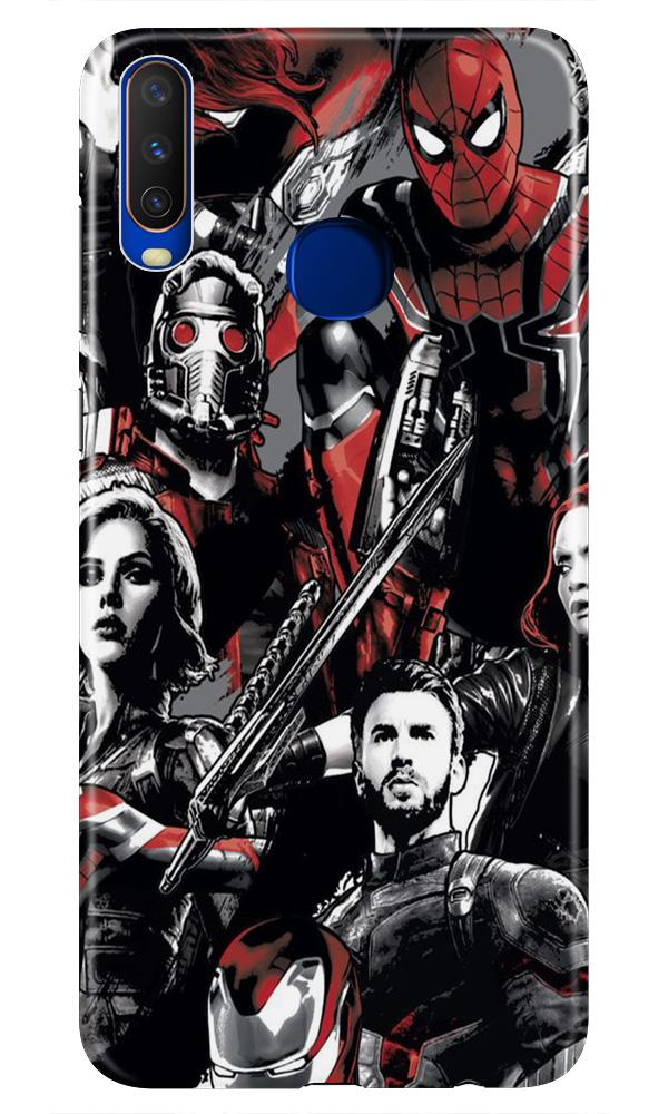 Avengers Case for Vivo Z1 Pro (Design - 190)