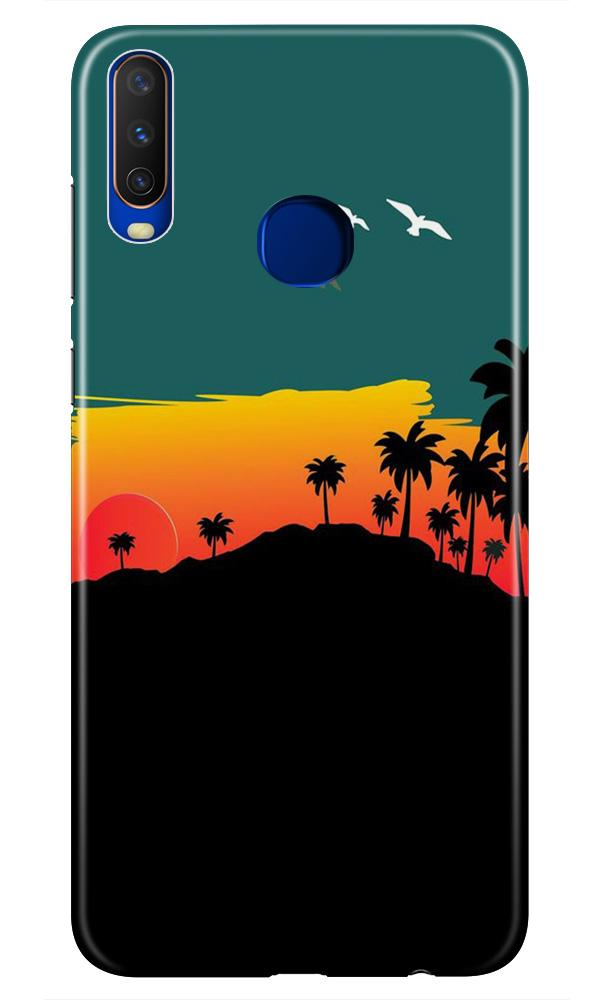 Sky Trees Case for Vivo Z1 Pro (Design - 191)