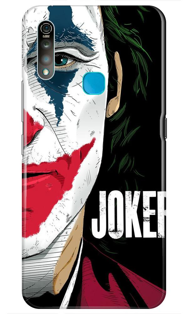 Joker Mobile Back Case for Vivo Z1 Pro   (Design - 301)