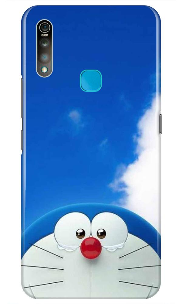 Doremon Mobile Back Case for Vivo Z1 Pro   (Design - 326)