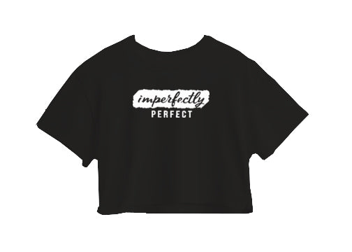 IMPERFECTLY PERFECT CROP TOP