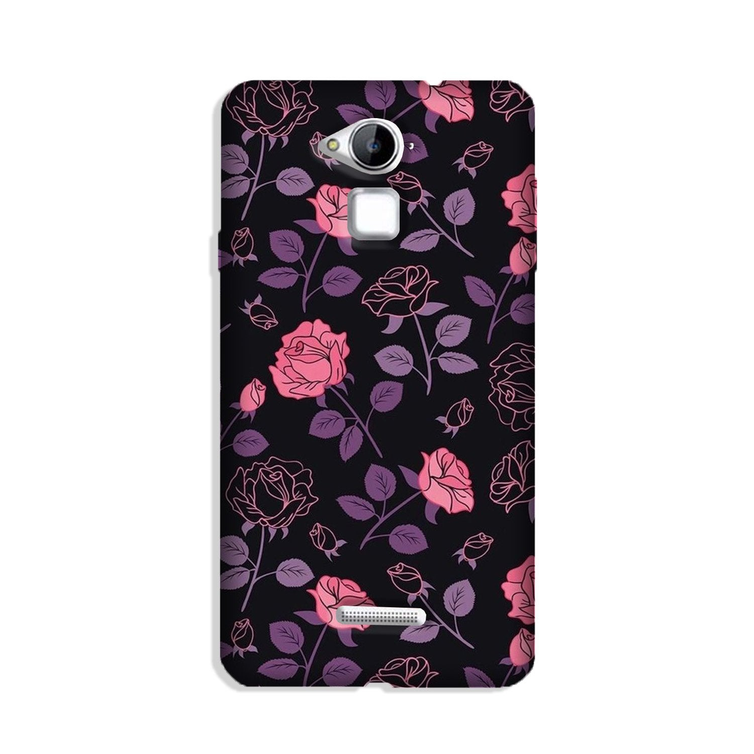 Rose Pattern Case for Coolpad Note 3
