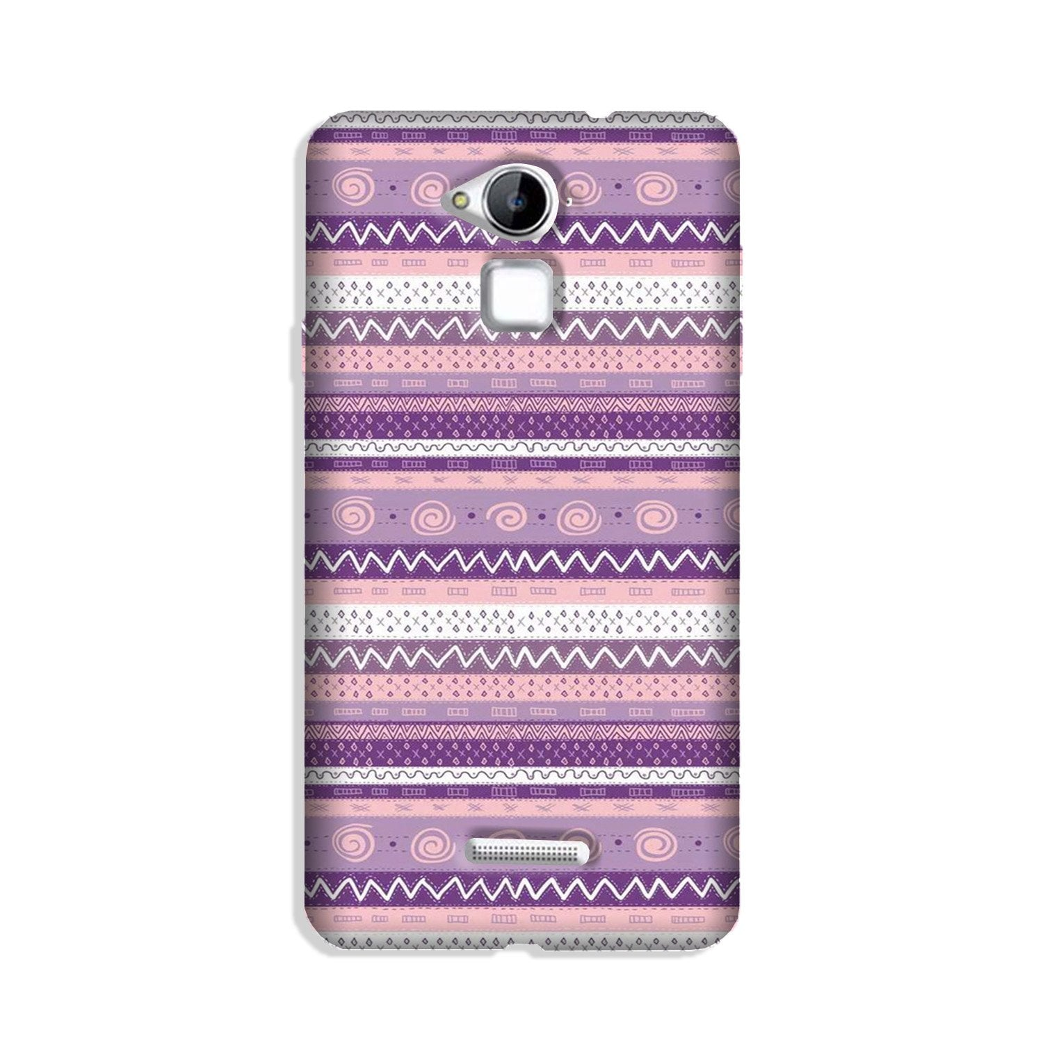 Zigzag line pattern3 Case for Coolpad Note 3