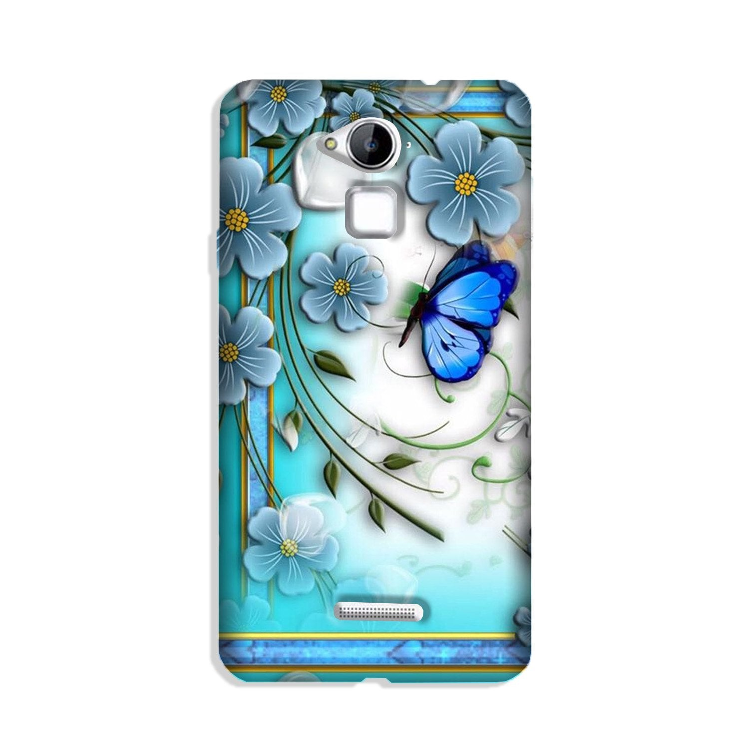 Blue Butterfly  Case for Coolpad Note 3