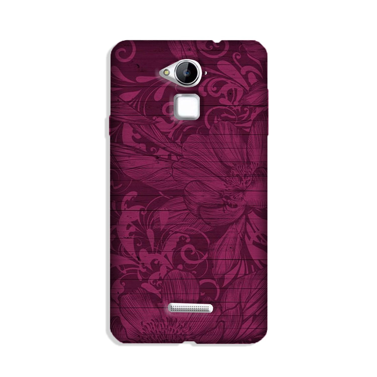 Purple Backround Case for Coolpad Note 3