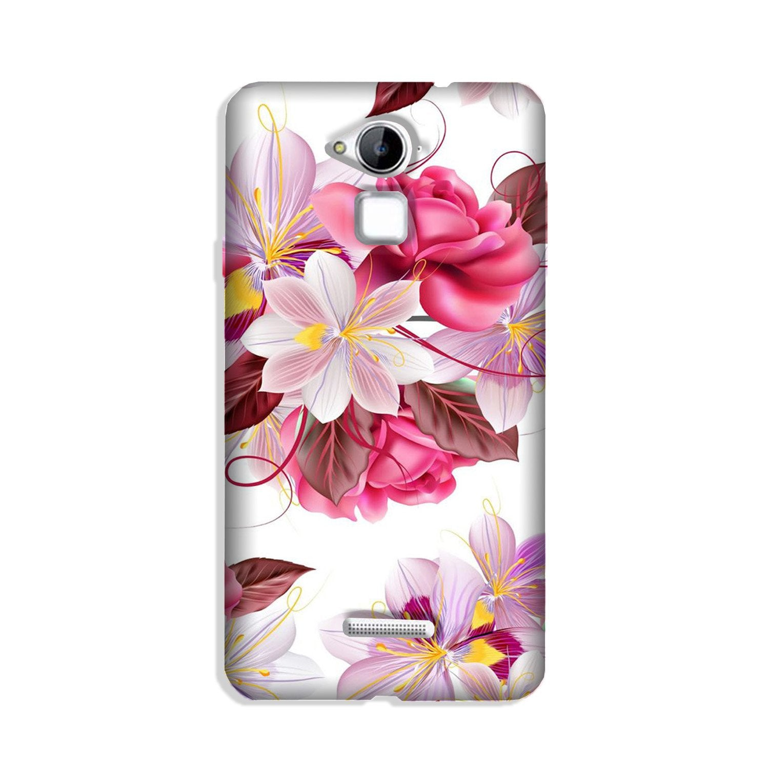 Beautiful flowers Case for Coolpad Note 3