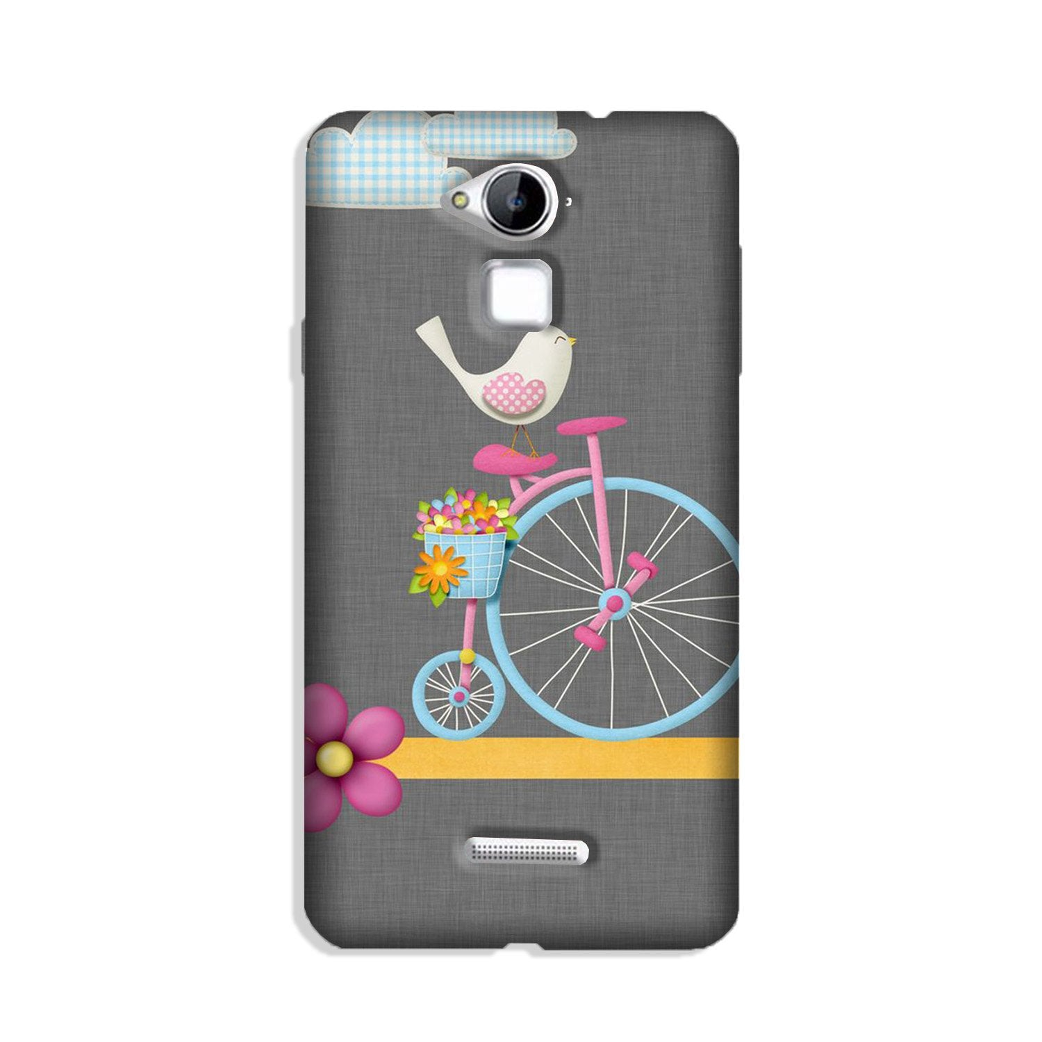 Sparron with cycle Case for Coolpad Note 3