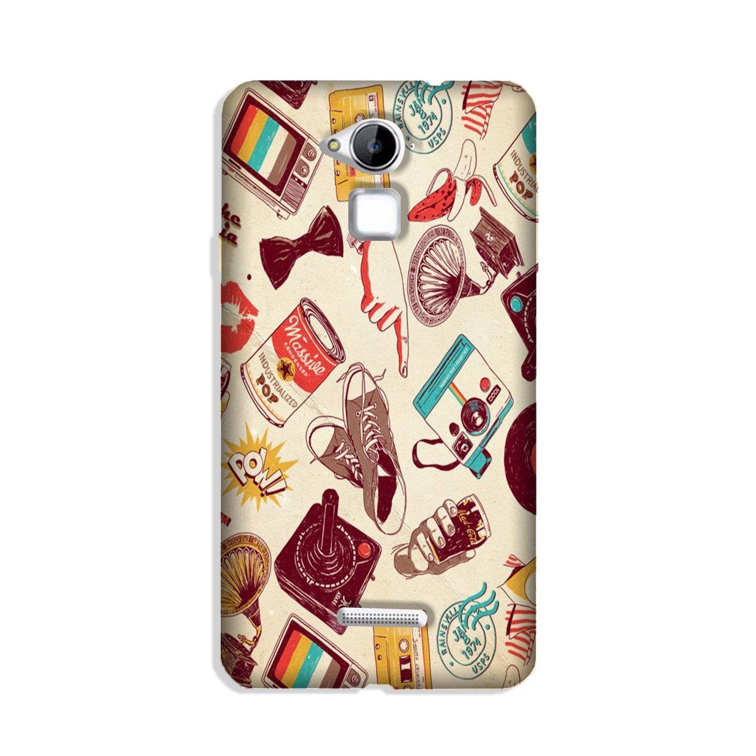 Vintage Case for Coolpad Note 3