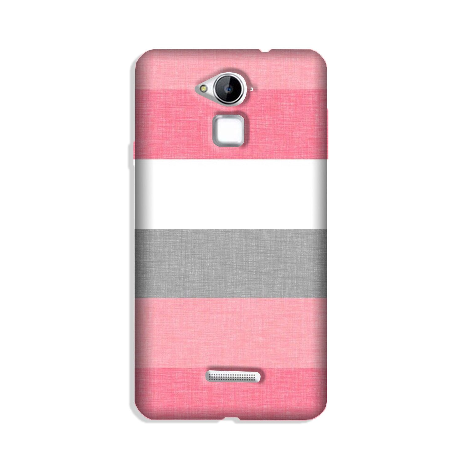 Pink white pattern Case for Coolpad Note 3