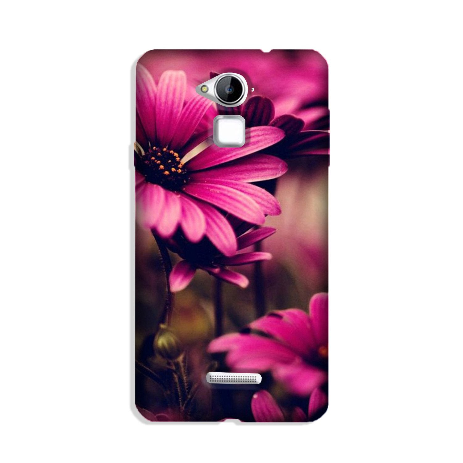Purple Daisy Case for Coolpad Note 3