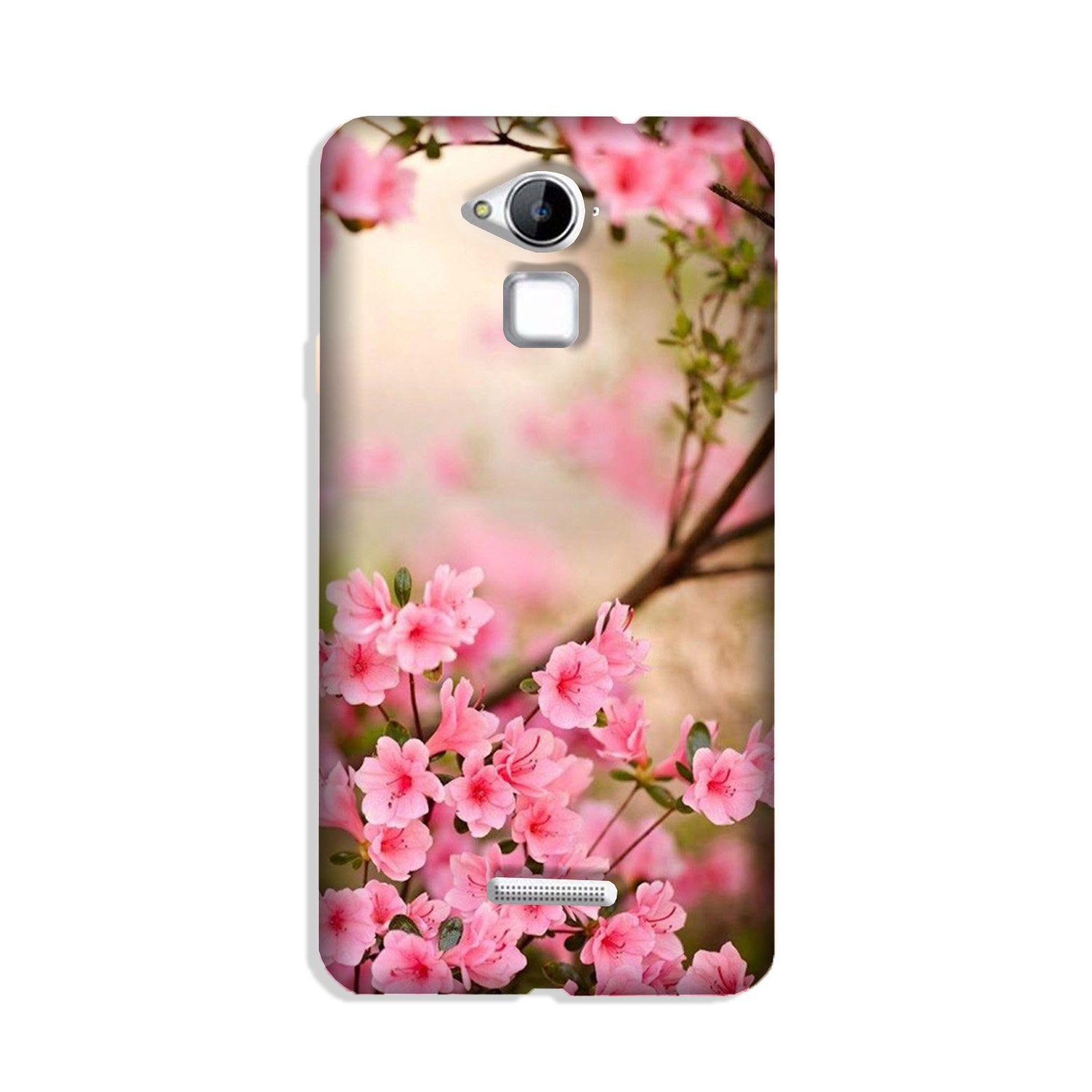 Pink flowers Case for Coolpad Note 3