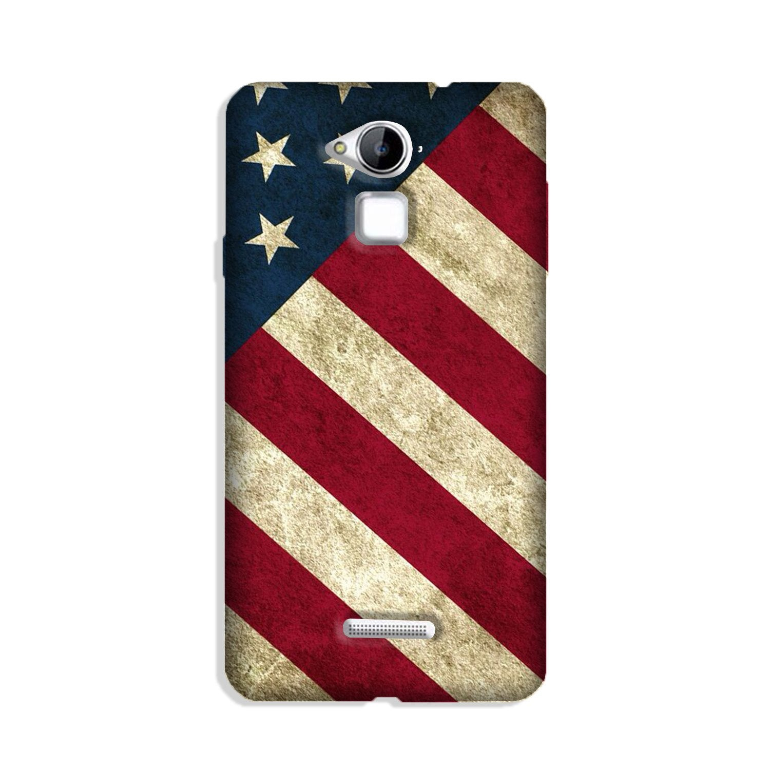 America Case for Coolpad Note 3